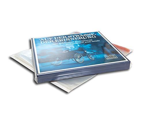 LP Schutzhüllen Box Verschluss #3 Protected (25 Stück) -