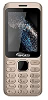 YINGTAI S1 Dual SIM GSM Mobile Phone with Big Screen,Unlocked SIM-Free Cell Phone with 1000Mah Big Battery Long Time Standby, Speed Dial Worldwide Feature Phone (Gold)