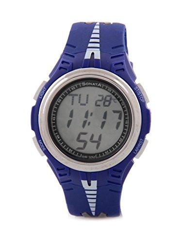 411T%2B%2BLF0VL - Sonata 7965PP01 SF Grey Digital for Men watch