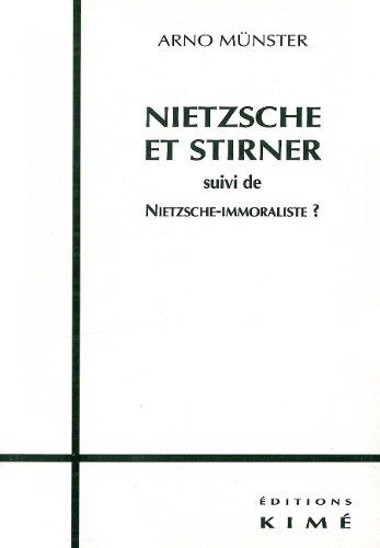 Nietzsche et Stirner