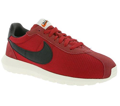 Nike Herren Roshe Ld-1000 Laufschuhe, Schwarz Rot (Gym Red / Schwarz-Sail-Schwarz)