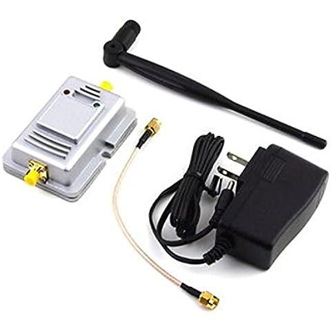 Booster de señal 2W amplificador para WiFi inalámbrica 2.4G