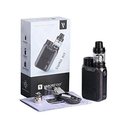 Vaporesso SWAG Kit 80W Kit 2mL Kit inicio Cigarrillo
