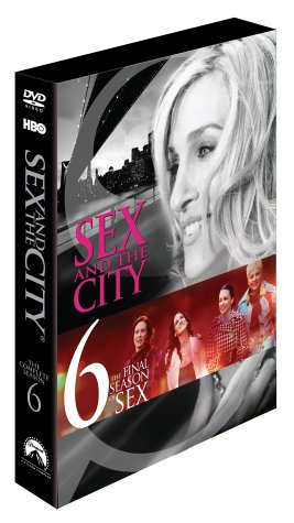 CIC Video/Paramount Home Ent. Sex and the City: Season 6 (5 DVDs)