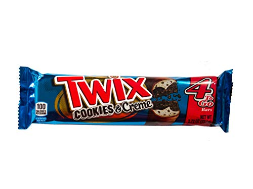 Twix Cookies & Creme 4 to go (77,1g)