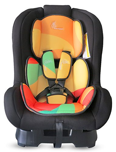 Jack N Jill - Baby Car Seat - Convertible Car Seat from R for Rabbit (Colorful)
