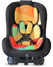 R for Rabbit Convertible Baby Car Seat Jack N Jill ECE R44/04 Safety Certified Car Seat for Kids of 0 to 5 Years Age with 3 Recline Position (Multi Color)