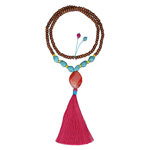emanco-hippie-long-brown-wood-bead-red-stone-tassel-pendant-necklace-mala-for-women-fashion-jeweller