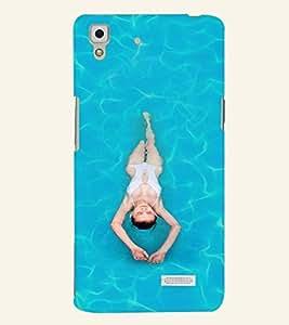 PRINTVISA Sports Swimming Case Cover for Oppo R7