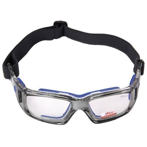 411T3wgRl8L - Panlees Goggles Sports Safety Glasses Adjustable Elastic Wrap Eyewear For Driving Running Cycling Soccer Basketball Tennis sports outdoor activities sports best price Review uk