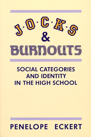 Jocks and Burnouts: Social Categories and Identity in the High School