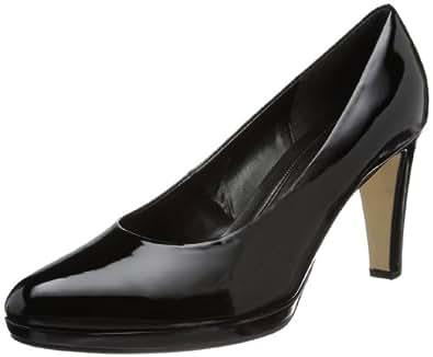 Gabor Shoes 71.270.97, Damen Pumps, Schwarz (schwarz(LFS natur)), EU 44 (UK 9.5) (US 12)