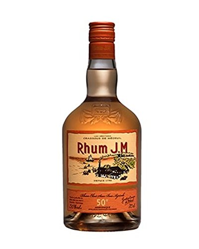 Rhum J.M. Goldener Rum aus Martinique (1 x 0.7 l)