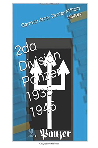 2da Division Panzer 1935-1945