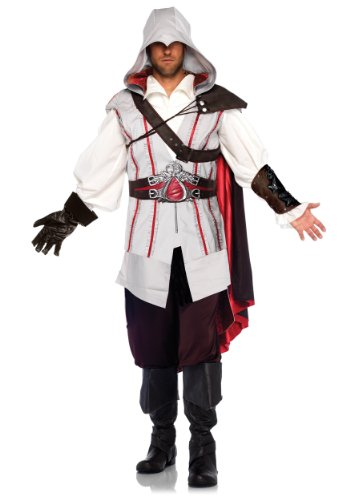 Adult Assassin's Creed Ezio Fancy dress costume Small / Medium