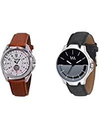 Watch Me Gift Combo Set Of Analog Watches For Men And Boys AWC-005-AWC-009 AWC-005-AWC-009omtbg
