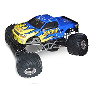 TAMIYA MONSTER PICK UP TRUCK 1/10 SCALE R/C 4*4