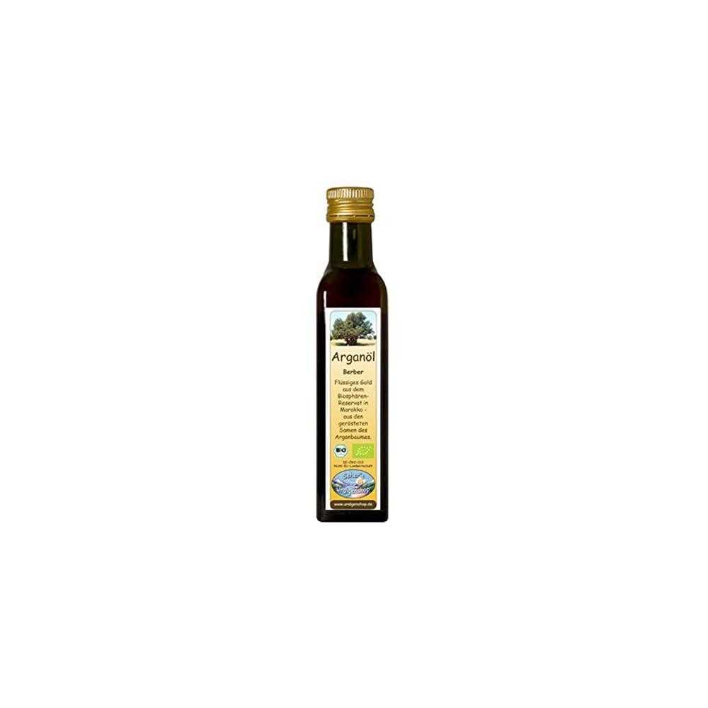 Arganl Berber Gerstet Bio 250 Ml