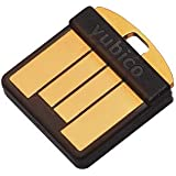 Yubico YubiKey 5 Nano - Two Factor Authentication USB Security Key, Fits USB-A Ports - Protect Your Online Accounts with…