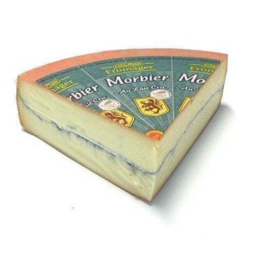 Formaggio Morbier Royal au lait cru - Prodotto in Francia - 300g