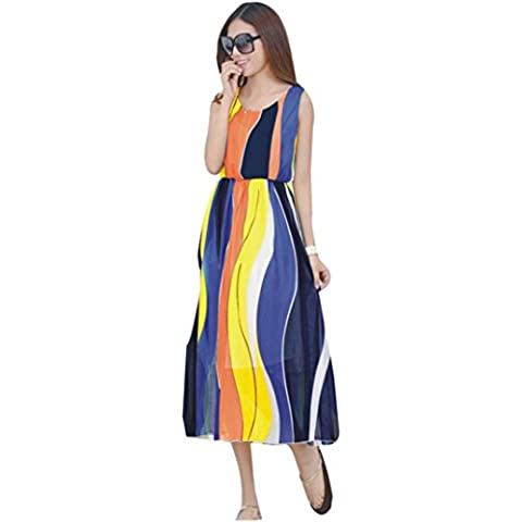 Summer Dress, Familizo Ladies Boho Long Maxi Dress Evening Party