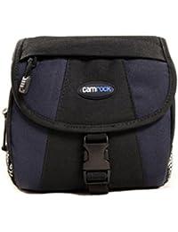 camrock City X30 Bolsa fotográfica, dimensiones exteriores 19 x 14 x 26 cm, nera