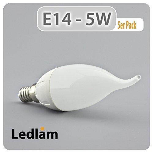 5er-pack-aktion-led-birne-e14-fassung-windstosskerze-500bcp-5-watt-ersetzt-40-watt-430-lumen-4100-ke