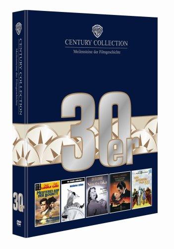 (Century Collection - Meilensteine der Filmgeschichte: 30er Jahre [5 DVDs])