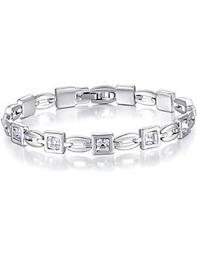 Mondaynoon Damen Element Kristall Armband
