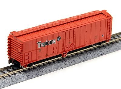 Bachmann Industries ACF 50' Steel Reefer, Orange
