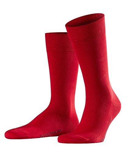 FALKE Herren Cool 24/7 M So Business Socken, Blickdicht, scarlet, 45-46 (2er Pack)