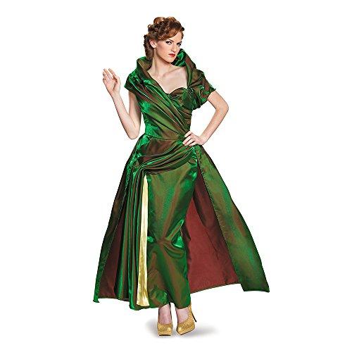 Disney Cinderella Lady Tremaine Adult Prestige Costume Large 12-14