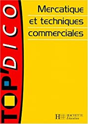 Mercatique et techniques commerciales