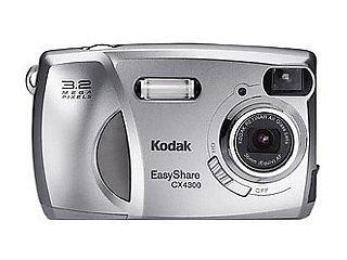 Kodak EasyShare CX4300 Digitalkamera 3.2 (2080 x 1544) 16MB ohne Dockingstation