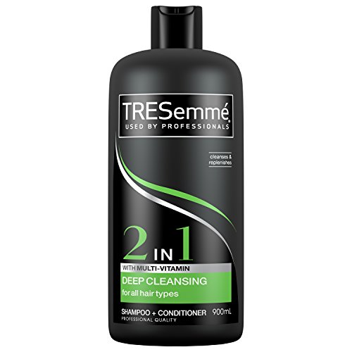 TRESemmé Cleanse & Renew Deep Cleansing Shampoo 900ml