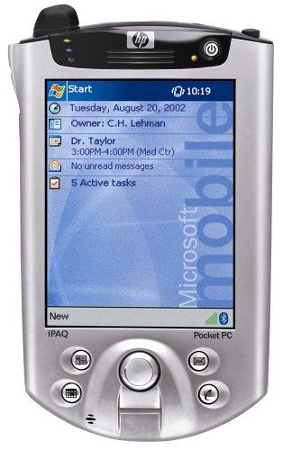 Hewlett Packard Bluetooth Ipaq Pda (HP iPAQ 5450 Handheld)