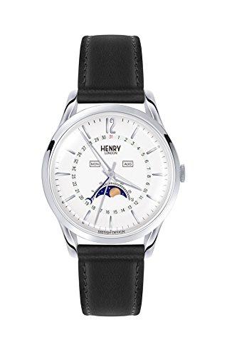 Henry London Unisex-Armbanduhr HL39-LS-0083