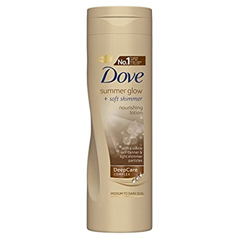 Dove Summer Glow Soft Shimmer Nourishing Lotion