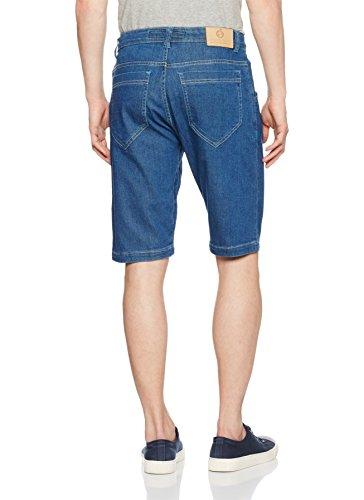 Santo Fruto Herren Shorts Op02 Blau