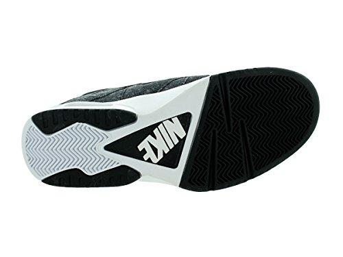 Nike Herren Air Tech Challenge Iii Turnschuhe Schwarz