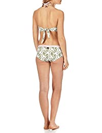 Vilebrequin Shorty Femme Broderie Bamboo Song