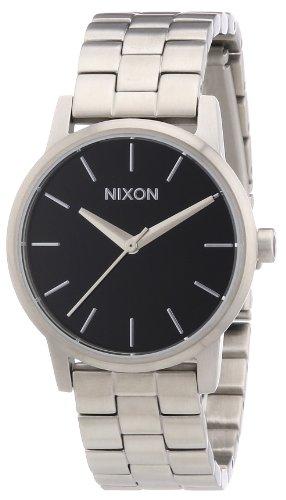 nixon-a361000-00-reloj-analogico-para-mujer-de-acero-inoxidable-negro