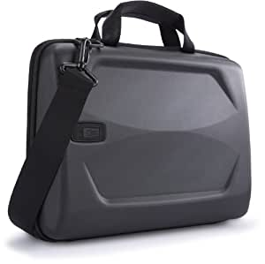 Case Logic Protective Sleeve for 13-Inch/15-Inch MacBook Pro 13-Inch/14-Inch PC and Laptops - Black (LHA-114Black)
