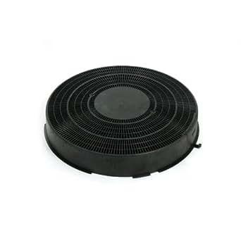 Filtre à charbon pour Philips Whirlpool Hotte