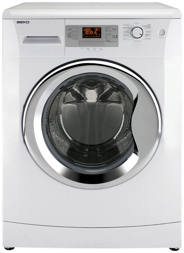 Beko WMB91242LC Excellence 9kg 1200rpm Freestanding Washing Machine - White