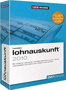 Lexware lohnauskunft 2010 (Version 18.0) (Update)