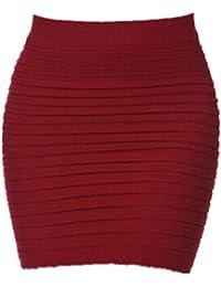 f61ce70b4b13 ESAILQ Femmes 2018 élastique plissée Taille Haute Paquet Hanche Jupe Courte