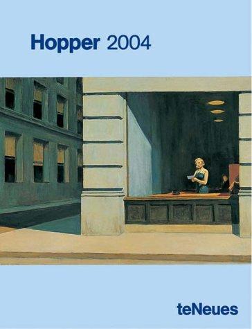 Edward Hopper 2004 Buchkalender -