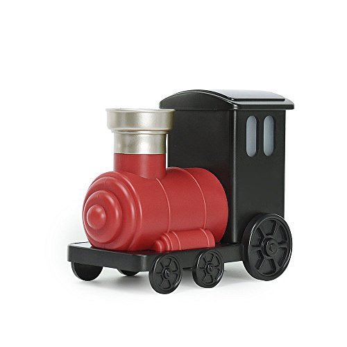 MX Pequeño Tren USB humidificador humidificador de Escritorio aromaterapia Otoño e Invierno artefacto hidratante Regalo Creativo,Rojo,Un Tamaño XM