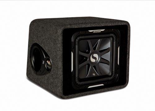 KICKER Bassreflexbox 11 VS12L72 Subwoofer Car-audio-kicker